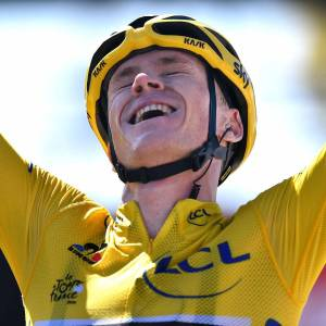 Chris Froome - Stage 10 Winner TDF2015