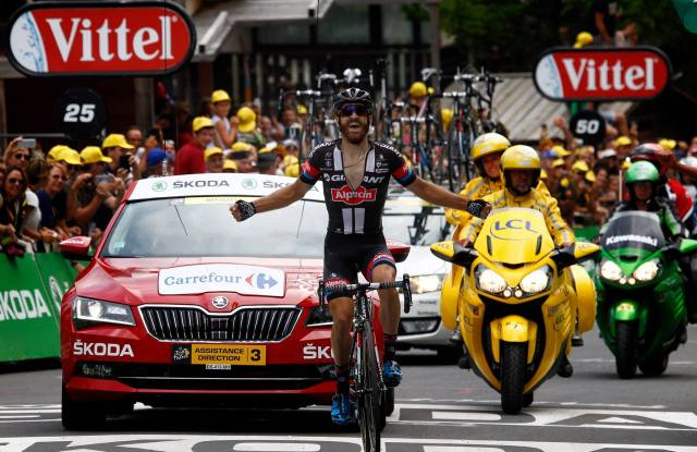 Simon Geschke (Giant-Alpecin) - Stage 17 Winner