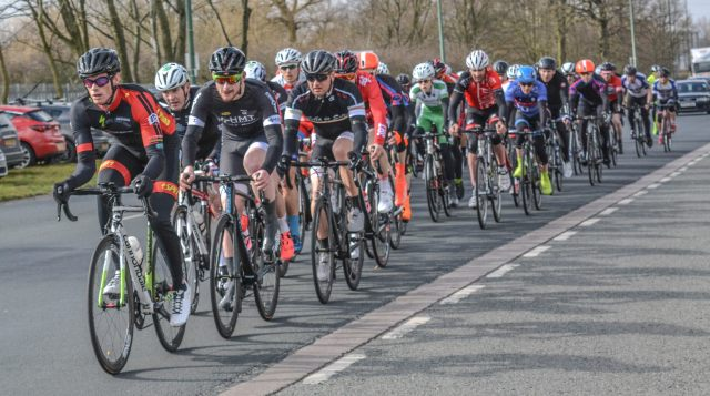 Duncan Sparrow Road Race