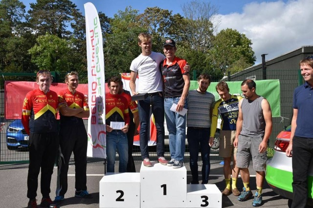 Nort Wales Road Race Series - Stephen Feeney and Adam Baines