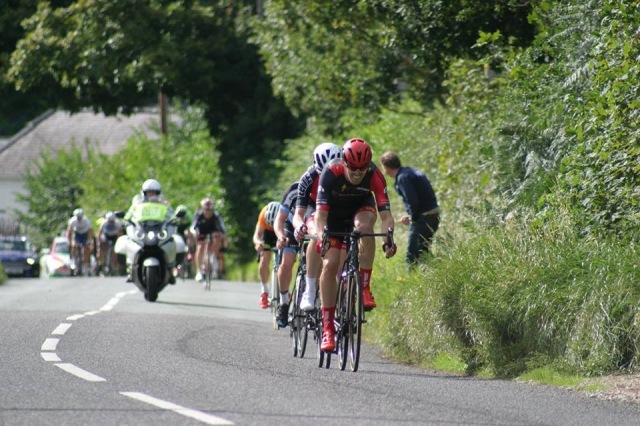 North Wales Road Race Series - Adam Baines